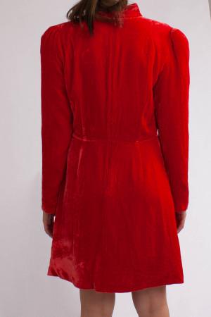 Röd klänning, Vivetta, stl 36