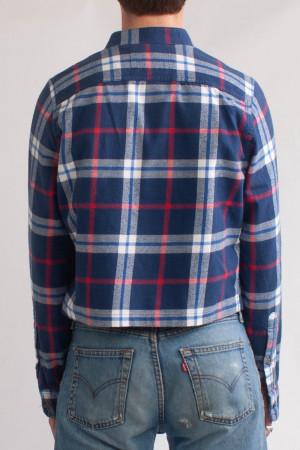 Kort skjortjacka JOY, REMAKE, onesize