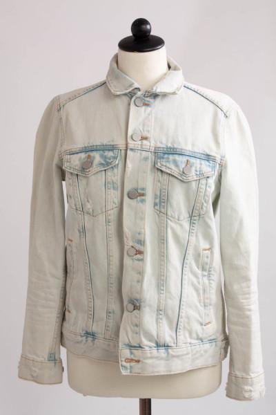 H&M, jeansjacka, stl 38