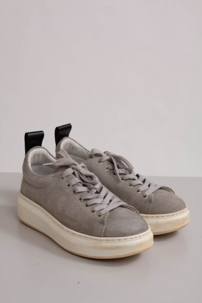 Jim Rickey, sneakers läder, stl 37