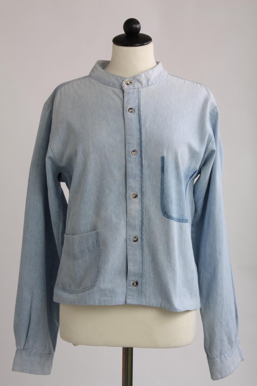 Kort skjortjacka JOY, REMAKE, stl S/M/L
