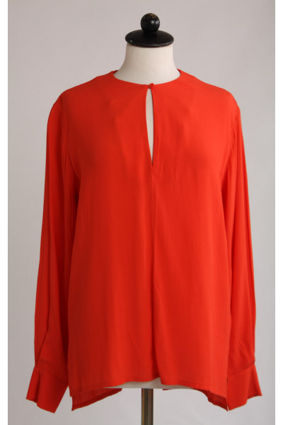 Whyred, blus i rayon, stl S