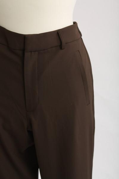 In Wear, bruna dressade byxor, stl S