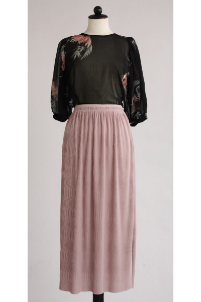 Filippa K, plisserad kjol, stl M