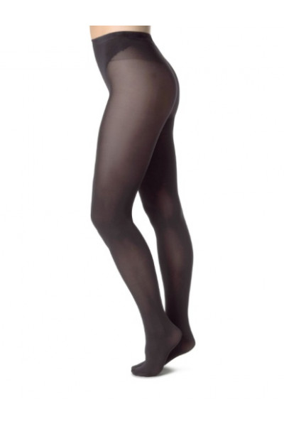 Elin premium tights - black,  Swedish Stockings