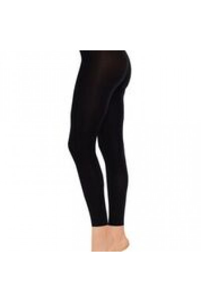 Lia leggings - black - 100 den, Swedish Stockings