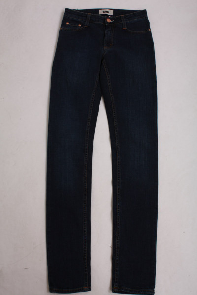 Acne, smala stretchjeans, stl 25/32