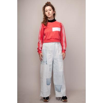 Jeans patch, REMAKE, Onesize