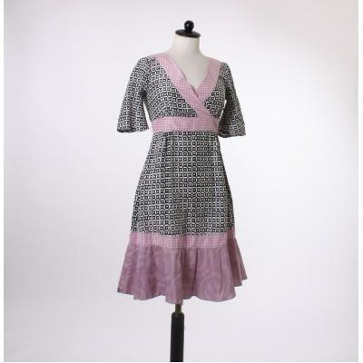 Sidenklänning, Tintoretto, stl 34