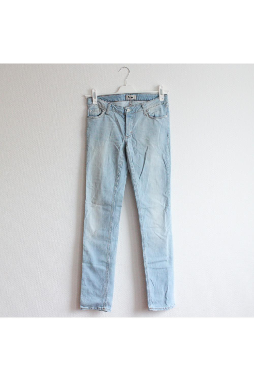 Jeans slim fit, Acne, stl 28/32