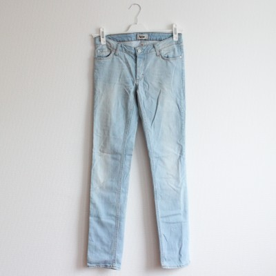 Jeans slim fit, Acne, stl 28/32